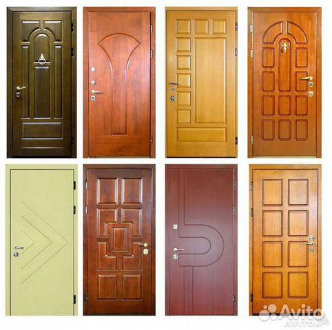 отделка для металлической двери