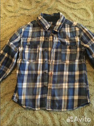Рубашка Zara 3-4 года