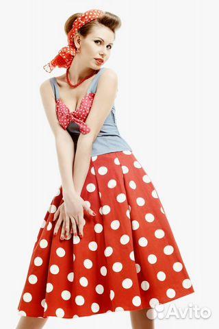 Платье стиляги в москве
