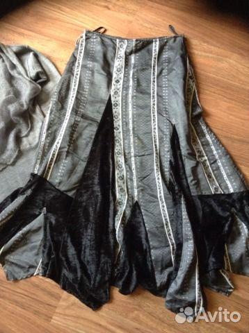 Авито длинная юбка москва