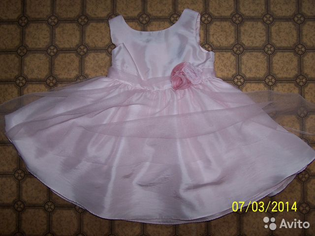 076e367ac137 Продам нарядное платье р.98 купить в Республике Крым на Avito ...
