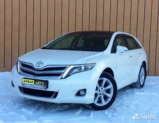 Toyota Венза екатеринбург официальный дилер #11