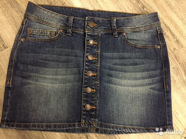 Купить джинсовую юбку в краснодаре