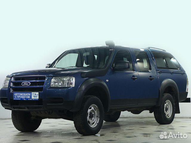 Ford Ranger (Форд Рейнджер) | Купить Ford Ranger в Москве ...