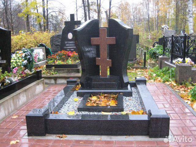 Памятник с крестом Новохохловская заказать памятник Звенигово