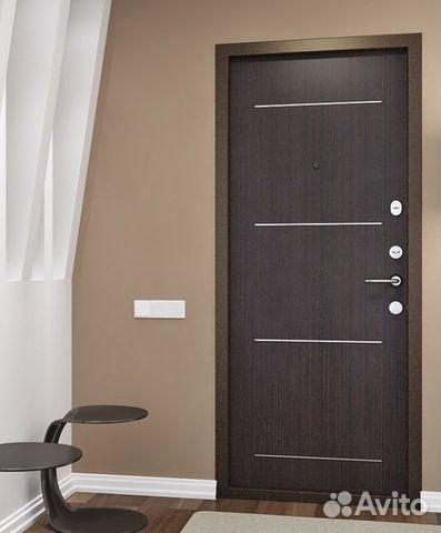 дверь металлическая входная 80 205