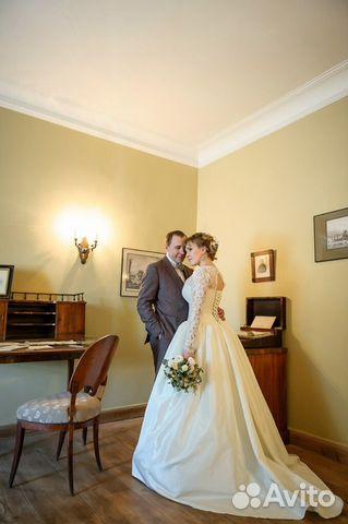 Куплю свадебное платье на авито саранск