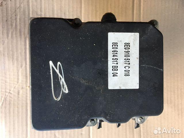 Блок абс Ауди А4 Б7 3.0 8E0910517C 8E0614517BB— фотография №1