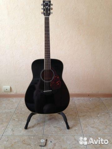 Акустическая гитара yamaha fg720s купить в Москве на avito