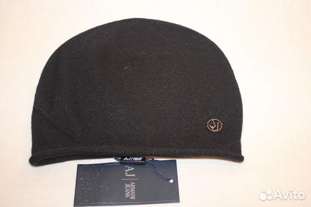 Женская шапка Армани купить в Москве на Avito — Объявления на сайте ... 3ffc5d8e7c6
