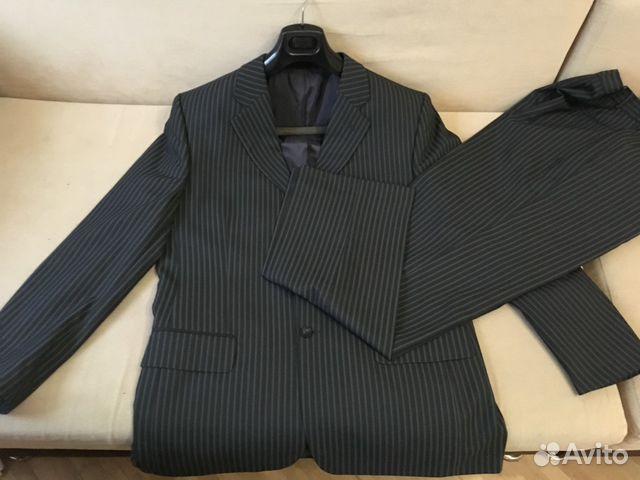 474924c2e4eb Мужской костюм fosp 182-100-88 купить в Санкт-Петербурге на Avito ...