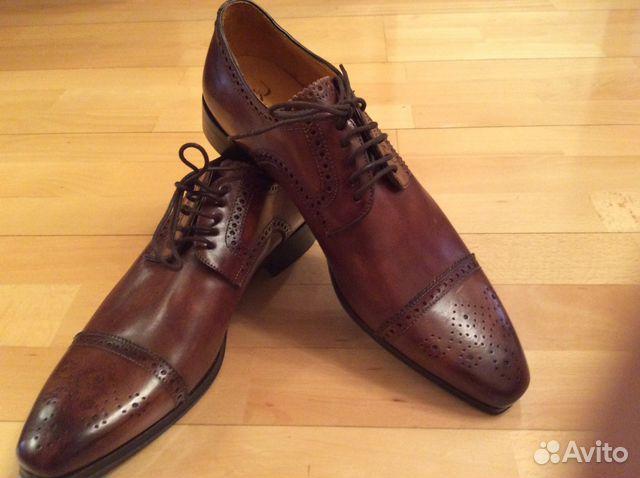 купить туфли мужские авито