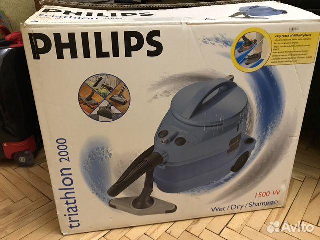 Пылесос philips triathlon 2000 инструкция