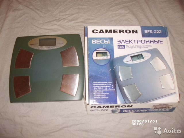 весы cameron bfs-222 инструкция