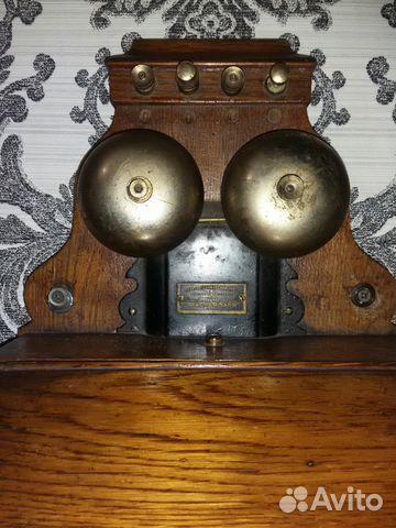 Настенный телефонный аппарат завода «Красная Заря» 89314094830 купить 3