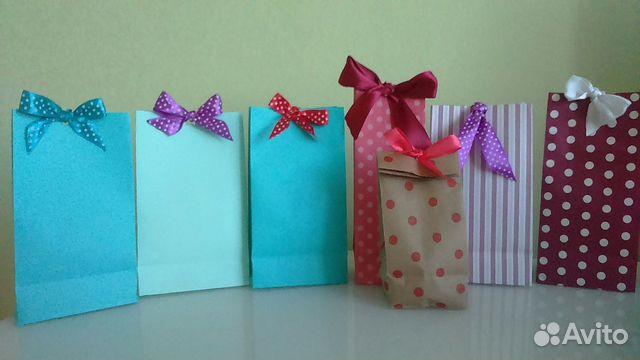 Подарочная упаковка пакеты 89202957013 купить 3