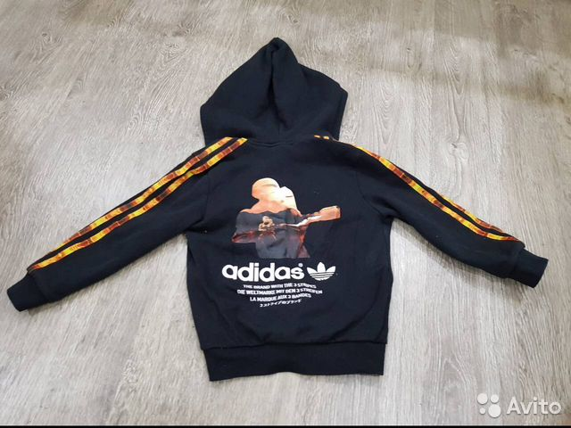 0eb1584541aec3 Кофта Adidas star wars 120 см | Festima.Ru - Мониторинг объявлений