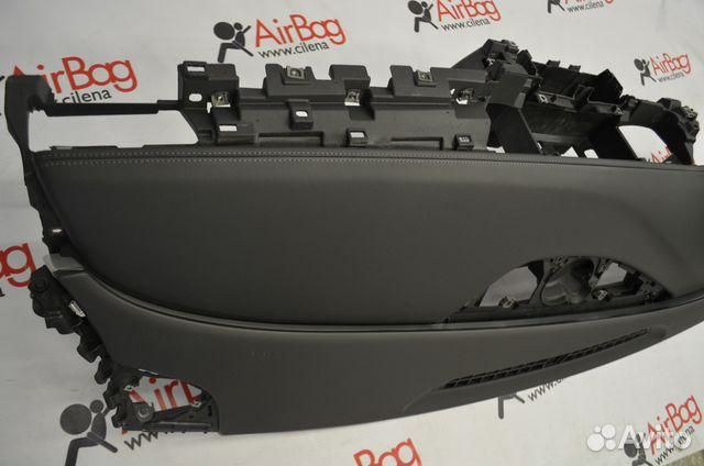 Торпедо панель приборов Audi A8 кожа 89370864400 купить 4