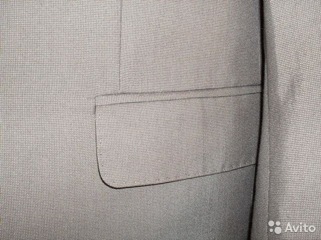 Продам мужской костюм Van Cliff (пиджак и брюки)