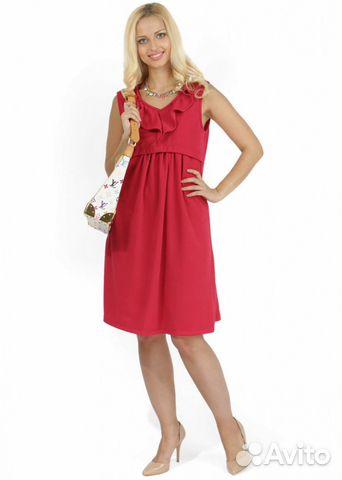 80695420c1df Одежда для беременных и кормящих новая платье купить в Краснодарском ...