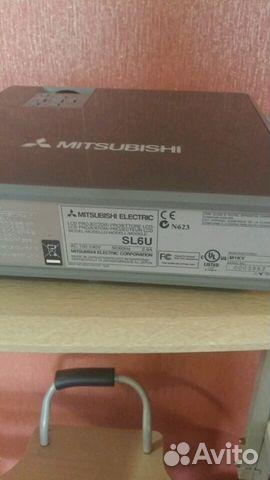 Проектор Mitsubishi SL6U с большим экраном 89622209905 купить 1