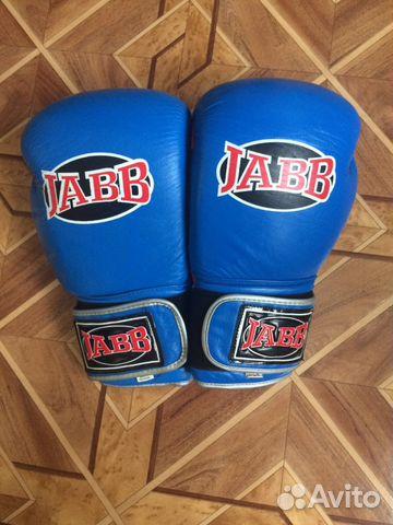 Боксерские перчатки jabb