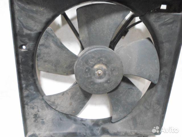 Вентилятор с мотором Chevrolet Lacetti (2004-2013)