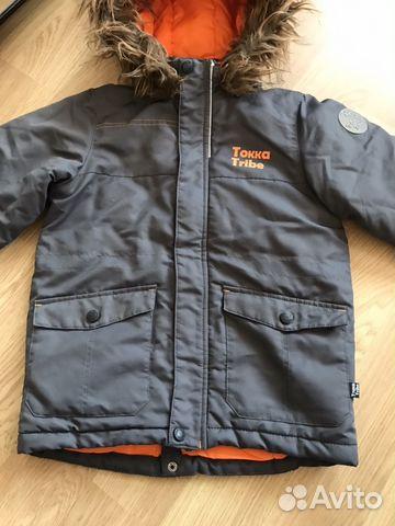Куртка из Детского Мира зимняя 89103853434 купить 2