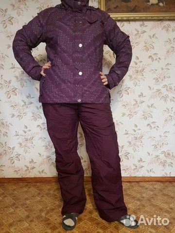 Куртка и штаны утепленные Columbia горнолыжные купить в Москве на ... 9a3964f21df