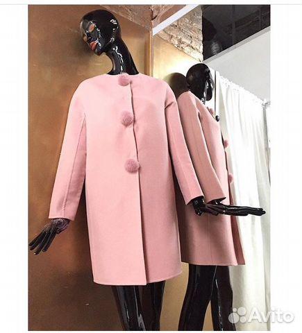 009a2ad32a5 Пальто Ermanno Scervino оригинал купить в Санкт-Петербурге на Avito ...