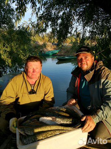 Рыбалка в астраханской области лагань