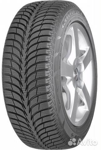 Зимняя шина 185/60/15 goodyear ultragrip ICE+ 89682662888 купить 1