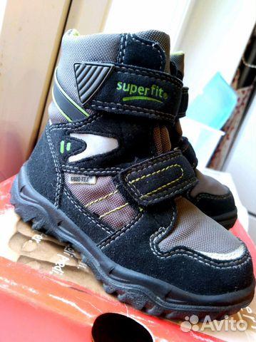 f69426fc Зимние ботинки Superfit 25р (16,5см) купить в Липецкой области на ...