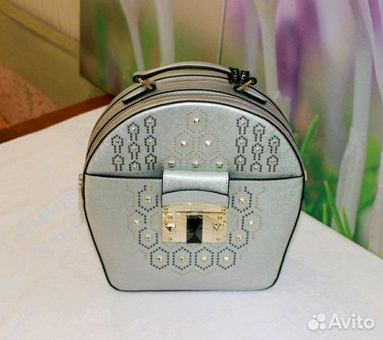 c97220dfff91 Новый женский рюкзак сумка Оригинал Cromia Италия купить в Москве на ...