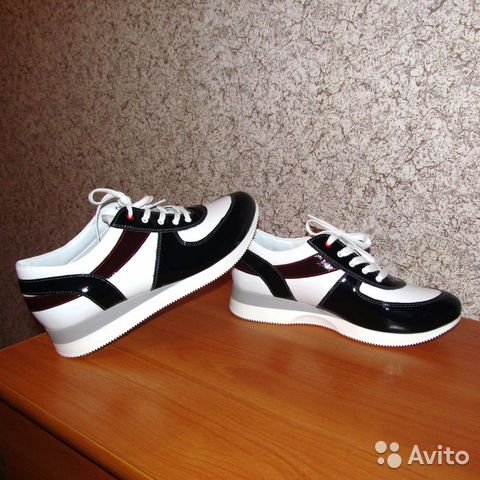 14d8b21f Кожаная обувь Prada ;Puma; Philipp P;Armani | Festima.Ru ...