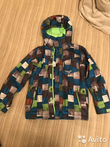 2b15c50d40b9 Куртка и штаны для сноуборда для мальчика 10-12лет купить в Москве ...