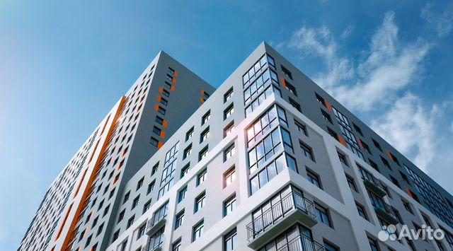 1-к квартира, 36.3 м², 19/33 эт.