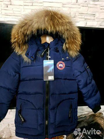 1a524d46 Куртка зимняя Canada goose. 7, 8, 9, 10 лет | Festima.Ru ...