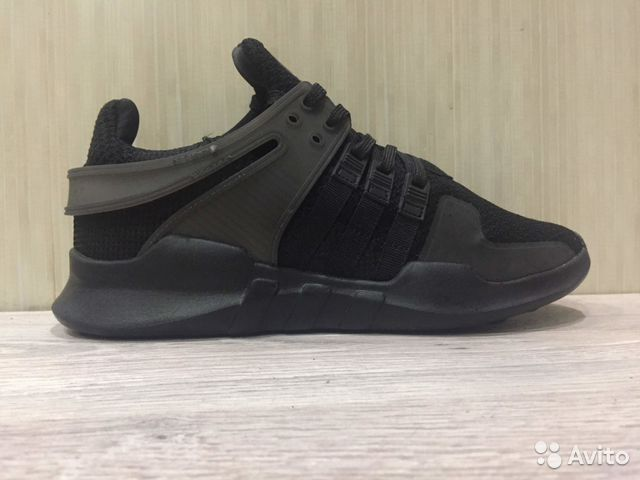 b3bb4da6 Кроссовки Adidas EQT Black 43 р-р | Festima.Ru - Мониторинг объявлений