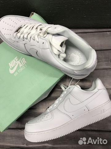 2d13d658f9a0 Кроссовки Nike Air Force 1 (размер 44)