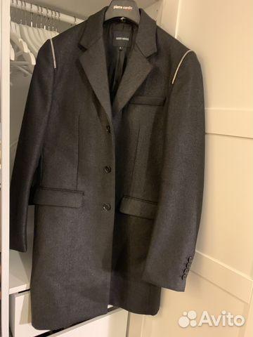 Пальто Antony Morato купить в Санкт-Петербурге на Avito — Объявления ... 07edb147daf7b