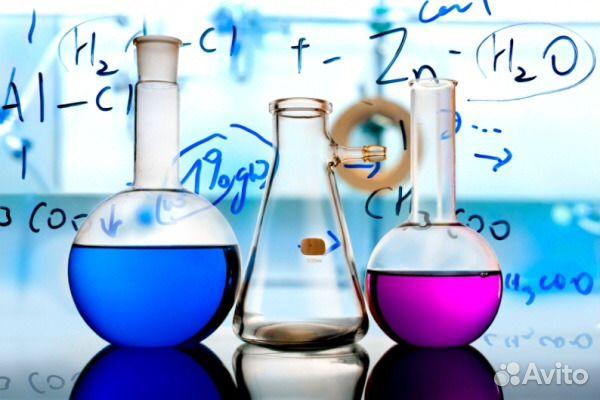 Lärare i kemi 8-9