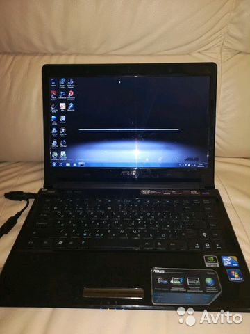 Asus UL80Vt Notebook Intel 1000 WiFi WLAN Windows 7