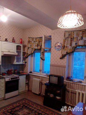 Продается трехкомнатная квартира за 4 800 000 рублей. Мурманск, проспект Ленина, 63.