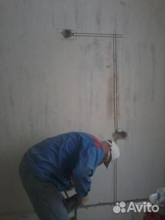 Резка бетона без пыли в москве заливка бетона швингом