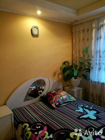 Продается трехкомнатная квартира за 2 400 000 рублей. Новокуйбышевск, Самарская область, улица Егорова, 4А.
