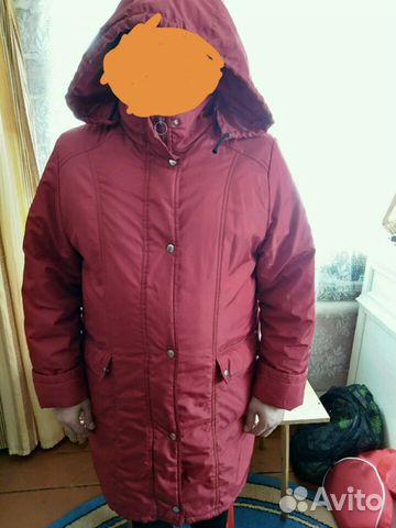 Куртка женская весна-осень р-р 54-56  89656415406 купить 1