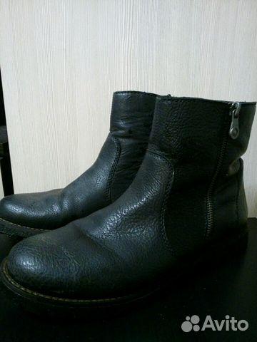 2d779f5e1 Зимняя обувь(Rieker) купить в Нижегородской области на Avito ...