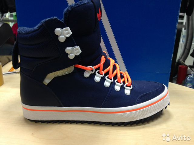 Ботинки Adidas Honey Hill Night Indigo S81272 купить в Челябинской ... 64c3946c097ff