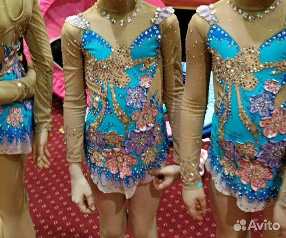 0ad253c48e143 Купальники для художественной гимнастики 5 шт купить в Орловской ...